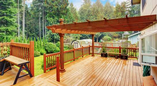 Prepare your outdoor space for the summer