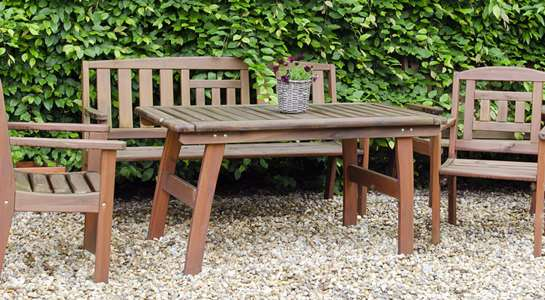 Give your garden furniture a makeover!