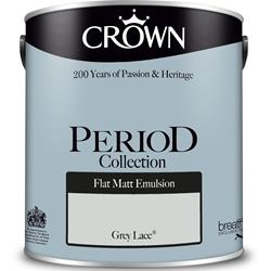 Crown Period Collection Flat Matt
