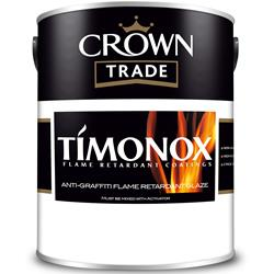 Crown Trade Timonox Anti-Graffiti Flame Retardant Glaze