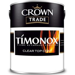 Crown Trade Timonox Clear Top Coat