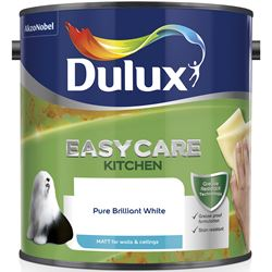 Buy 2 for £35 on Dulux Easycare Kitchen 2.5L Ready Mixed