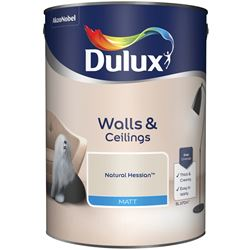 Buy 2 for £35 on Dulux Matt 7L Ready Mixed Brilliant White