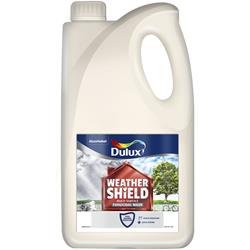 Dulux Weathershield Multi Surface Fungicidal Wash