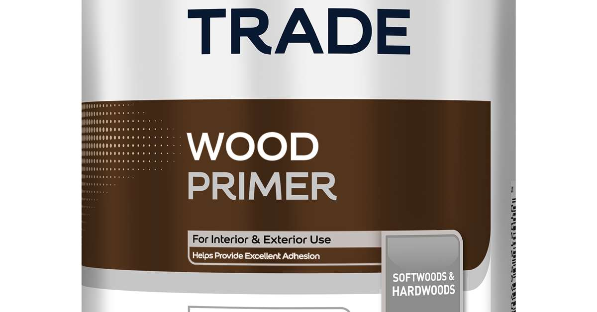 Dulux Trade Wood Primer - Paint Direct