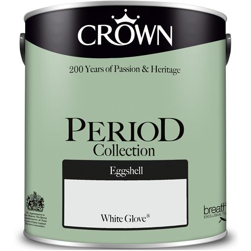 Crown Period Collection Eggshell
