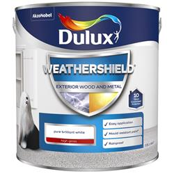Dulux Weathershield High Gloss