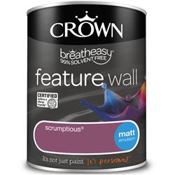 Crown Feature Wall