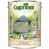 Buy 2 for £39 on Cuprinol Garden Shades 2.5L Mixed to Order