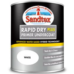 Sandtex Rapid Dry Plus Primer Undercoat