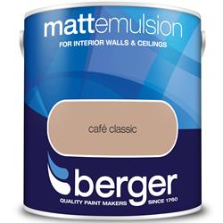 Berger Matt Emulsion