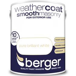 Berger Weathercoat Smooth Masonry