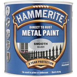 Hammerite Direct to Rust Metal Paint Smooth Finish