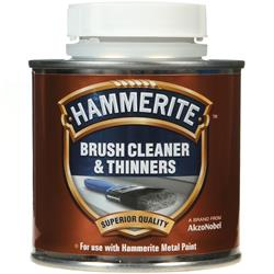 Hammerite Brush Cleaner and Thinners 1 litre
