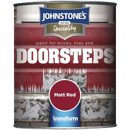 Johnstone's Speciality Paint for Doorsteps