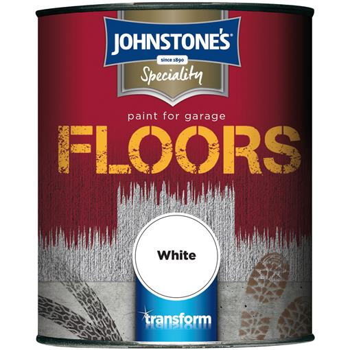 Johnstone's Speciality Paint for Garage Floors