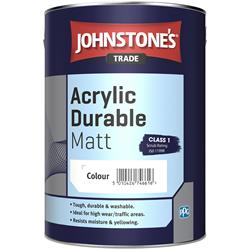 Johnstone's Trade Acrylic Durable Matt