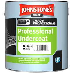 Johnstone's Trade Professional Undercoat