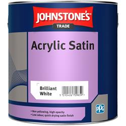 Johnstone's Trade Acrylic Satin