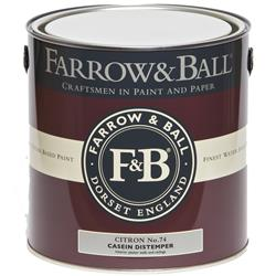 Farrow and Ball Caesin Distemper