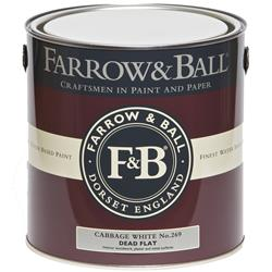 Farrow and Ball Dead Flat Paint