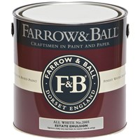 FREE Delivery on Farrow and Ball Estate Emulsion 5L Ready Mixed