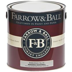 Farrow and Ball Modern Eggshell