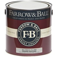 FREE Delivery on Farrow and Ball Modern Emulsion 5L Ready Mixed