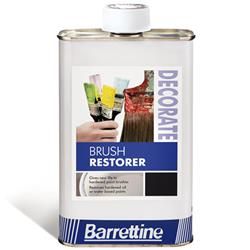 Barrettine Brush Restorer 500ml