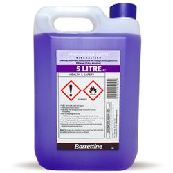 Barrettine Methylated Spirits 5 Litre