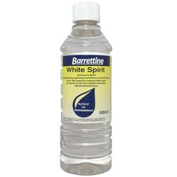 Barrettine White Spirit 500ml