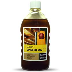 Barrettine Raw Linseed Oil