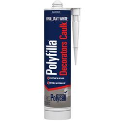 Polycell Polyfilla Decorators Caulk 380ml