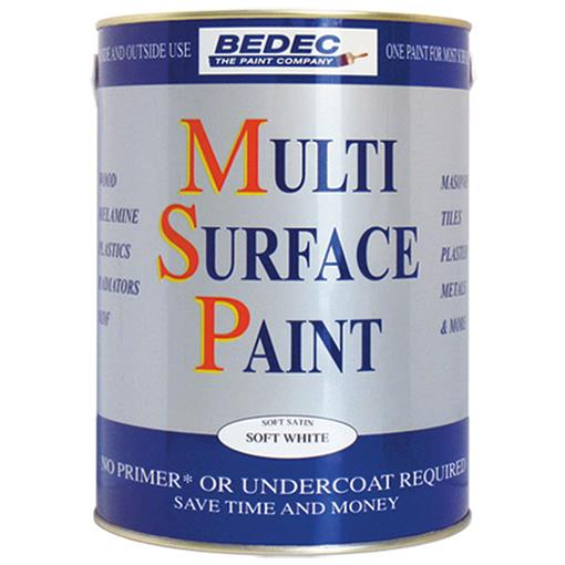 Bedec Multi Surface Paint (MSP) Gloss