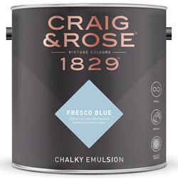 Craig & Rose 1829 Vintage Collection Chalky Emulsion