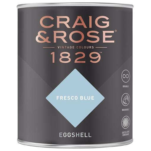 Craig & Rose 1829 Vintage Collection Eggshell