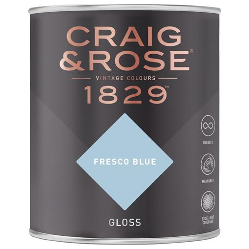 Craig & Rose 1829 Vintage Collection Gloss