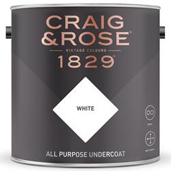Craig & Rose 1829 Vintage Collection Undercoat
