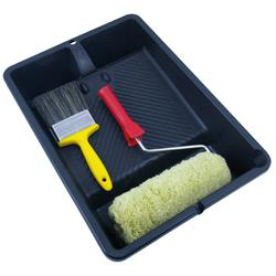Rodo ProDec Masonry Roller and Brush Set