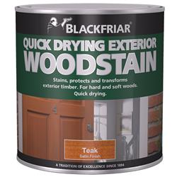 Blackfriar Quick Drying Exterior Woodstain