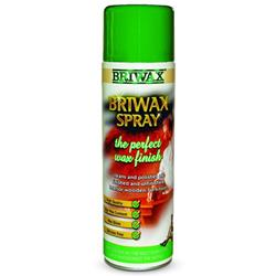 Briwax Spray