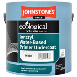 Johnstone's Trade Joncryl Water Based Primer Undercoat