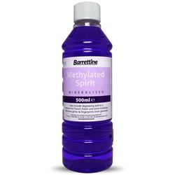 Barrettine Methylated Spirits 500ml