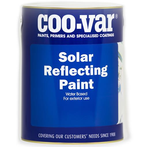 Coovar Solar Reflecting White Paint