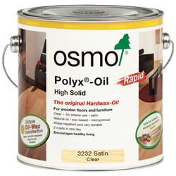 Osmo Polyx Hardwax Rapid Clear Satin 3232