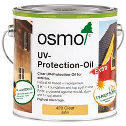 Osmo UV Protection Oil Extra Clear 420