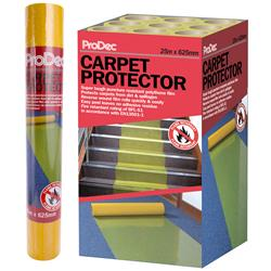 Rodo ProDec 25m x 625mm Roll Carpet Protector