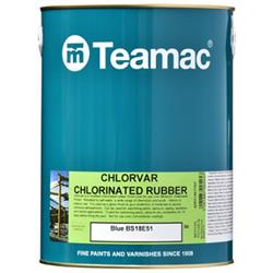 Teamac Chlorinated Rubber Paint