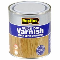 Rustins Quick Dry Varnish Clear