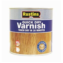 Rustins Quick Dry Coloured Varnish Gloss